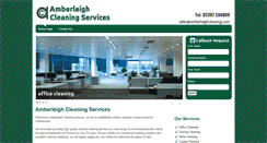 Preview of amberleighcleaning.co.uk